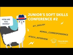 Junior's Soft Skills Conference #2